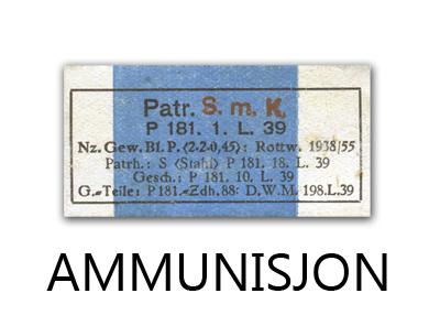 Ammunisjon